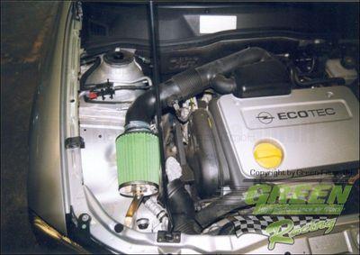 GREEN Direct-Kit - P284 - OPEL ASTRA G 1,4L 16V (écotec)Bj.: 98>0490 PS / 66 kW
