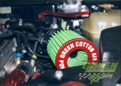 GREEN Direct-Kit - P295 - ALFA ROMEO SPIDER (916S) 2,0L i 16V Twin sparkBj.: 99>00170 PS / 125 kW