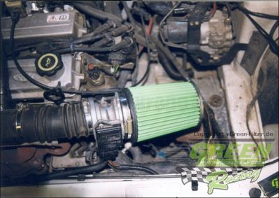 GREEN Direct-Kit - P316 - FORD ESCORT 1,8L i 16VBj.: 92>95105 PS / 77 kW