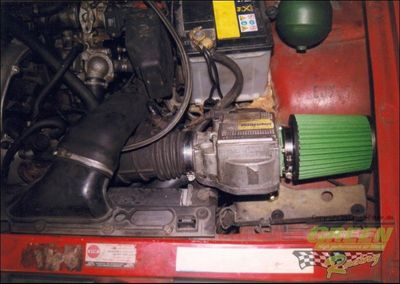 GREEN Direct-Kit - P352 - CITROEN BX GTIBj.: 87>93122 PS / 90 kW