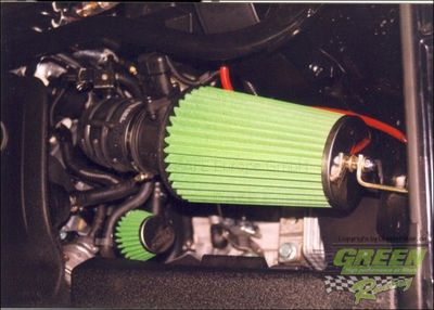GREEN Direct-Kit - P356 - SEAT LEON T4 1,8L i TURBO 20VBj.: 00>05180 PS / 132 kW