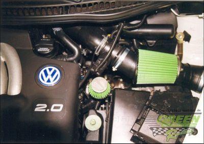 GREEN Direct-Kit - P359 - VOLKSWAGEN GOLF 4 2,0L i - Bj.: 98>03 - 116 PS / 85 kW