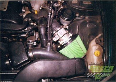 GREEN Direct-Kit - P360 - NISSAN 200SX 2,0L i TURBO 16V (S14)Bj.: 94>200 PS / 147 kW