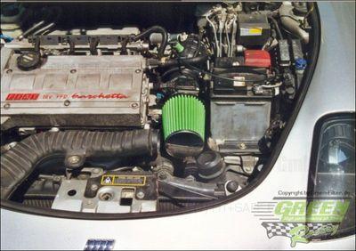 GREEN Direct-Kit - P368 - FIAT BARCHETTA 1,8L 16VBj.: 95>00130 PS / 96 kW -ohne TÜV-