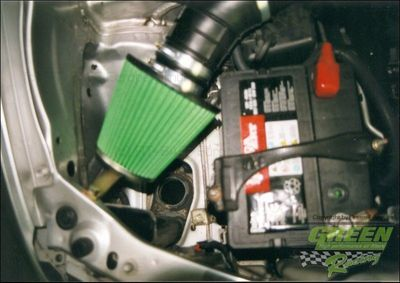 GREEN Direct-Kit - P383 - HONDA SHUTTLE 2,2L 16V (AB)Bj.: 95>98150 PS / 110 kW