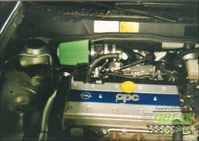 GREEN Direct-Kit - P390 - OPEL ASTRA G OPC 2,0L 16VBj.: 00>04160 PS / 118 kW