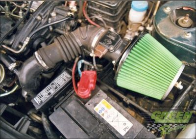 GREEN Direct-Kit - P399 - NISSAN PRIMERA 2 2,0L TDBj.: 96>0290 PS / 66 kW