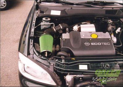 GREEN Direct-Kit - P452 - OPEL ASTRA G 2,2L DTI 16VBj.: 02>04125 PS / 92 kW