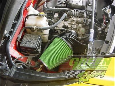 GREEN Direct-Kit - P456 - HONDA NSX 3,0L i V6 24V VTECBj.: 91>97274 PS / 201 kW