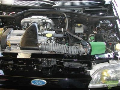 GREEN Direct-Kit - P480 - FORD ESCORT XR3 iBj.: 92>95130 PS / 96 kW