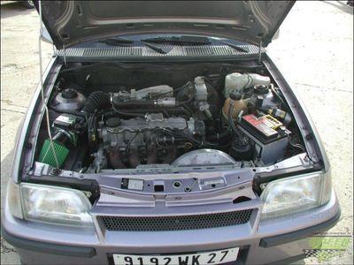 GREEN Direct-Kit - P495 - OPEL KADETT E 2,0L GS iBj.: 86>91122 PS / 90 kW