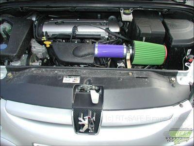 GREEN Direct-Kit - P503 - PEUGEOT 307CC 2.0L 16VBj.: 03>138 PS / 101 kW