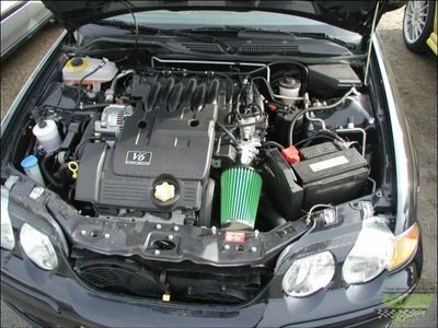 GREEN Direct-Kit - P505 - ROVER MG ZS 2,0L i V6Bj.: 01>180 PS / 132 kW
