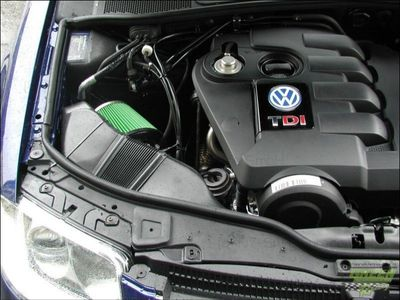 GREEN Direct-Kit - P510 - SKODA SUPERB 1,9L TDI - Bj.: 02> - 130 PS / 96 kW