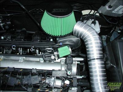 GREEN Direct-Kit - P522 - SKODA FABIA 1,4L i 16V - Bj.: 99> - 75 PS / 55 kW