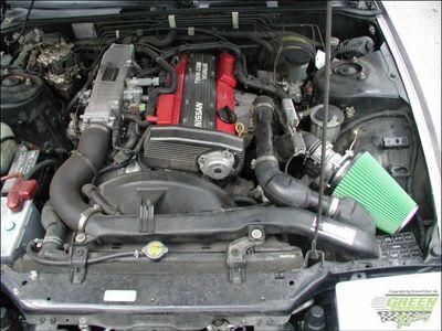 GREEN Direct-Kit - P554 - NISSAN 200SX 1,8L i TURBO 16V (S13)Bj.: 89>94170 PS / 125 kW