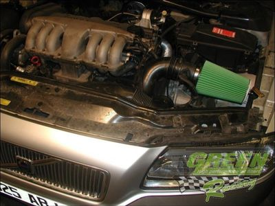GREEN Direct-Kit - P558 - VOLVO S80 2,9L i - Bj.: 99> - 196 PS / 144 kW