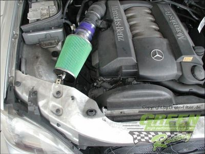 GREEN Direct-Kit - P560 - MERCEDES ML 430Bj.: 98>271 PS / 199 kW