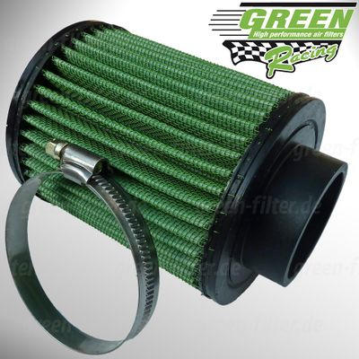 GREEN Quad Filter - QA022 - ADLY INTERCEPTOR 300 - 300ccm - Bj.: 05->