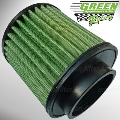 GREEN Quad Filter - QA026 - MASSEY FERGUSON 400 i - 400ccm - Bj.: 98->05