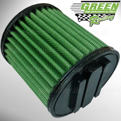 GREEN Quad Filter - QA034 - ARCTIC CAT 250 2X4 - 250ccm - Bj.: 99->05