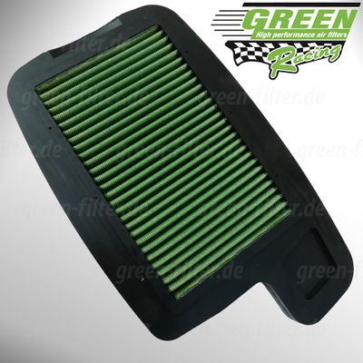 GREEN Quad Filter - QA038 - ARCTIC CAT 650 V2 4X4 LE TS - 650ccm - Bj.: 06->