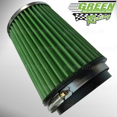 GREEN Quad Filter - QB012 - BOMBARDIER DS 650 - 650ccm - Bj.: 00->05