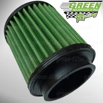 GREEN Quad Filter - QB015 - BOMBARDIER QUEST MAX 650   - 650ccm - Bj.: 02->