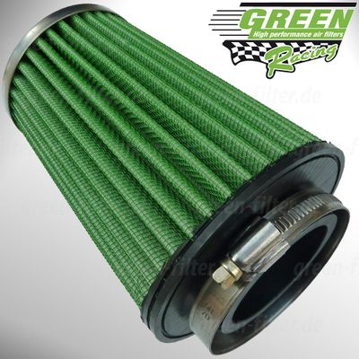 GREEN Quad Filter - QB016 - BOMBARDIER OUTLANDER  400  - 400ccm - Bj.: 03->