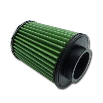 GREEN Quad Filter - QB043 - BOMBARDIER OUTLANDER 800 XT - 800ccm - Bj.: 06->