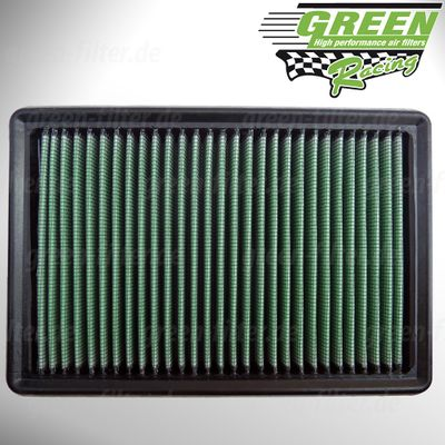 GREEN Quad Filter - QD037 - DINLI DL 901 DMX 450 - 450ccm - Bj.: 05->