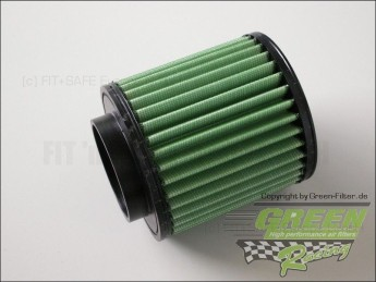 GREEN Quad Filter - QH025 - HONDA TRX 500 FOREMAN RUBICON - 500ccm - Bj.: 00->