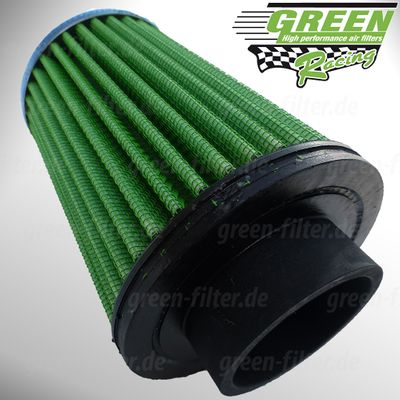 GREEN Quad Filter - QK017 - KYMCO MONGOOSE 250 - 250ccm - Bj.: 06->