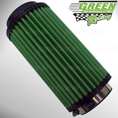GREEN Quad Filter - QP002 - POLARIS SPORTSMAN 400  - 400ccm - Bj.: 04->