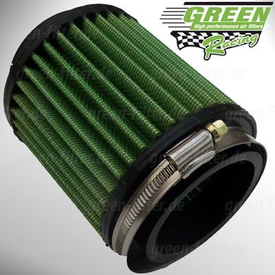 GREEN Quad Filter - QP008 - POLARIS TRAIL BLAZER 250 2X4 - 250ccm - Bj.: 96->00