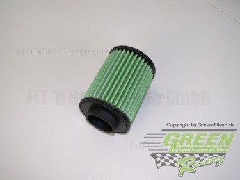 GREEN Quad Filter - QP031 - POLARIS XPLORER 400L - 400ccm - Bj.: 01->