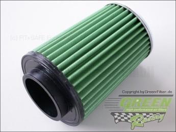 GREEN Quad Filter - QP035 - POLARIS TRAIL BOSS 325 2X4 - 325ccm - Bj.: 01->02
