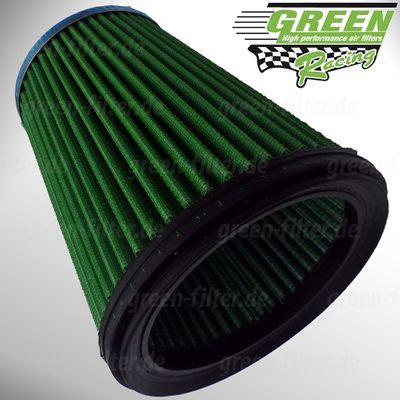 GREEN Quad Filter - QY006 - YAMAHA  YFZ 450 - 450ccm - Bj.: 03->