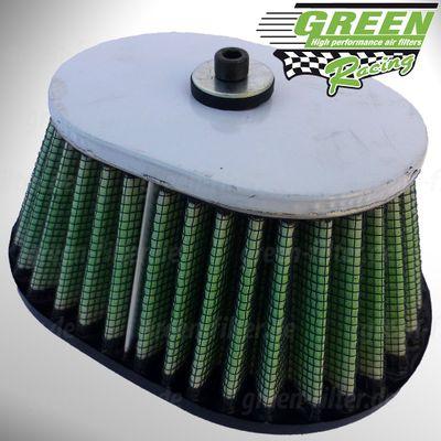 GREEN Quad Filter - QY009 - YAMAHA YFM 250 RAPTOR - 250ccm - Bj.: 07>