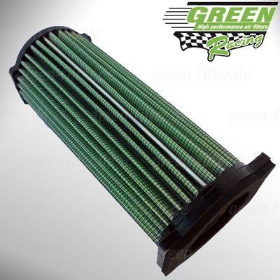 GREEN Quad Filter - QY010 - YAMAHA YFM 350 FX WOLVERINE ATV - 350ccm - Bj.: 94->05