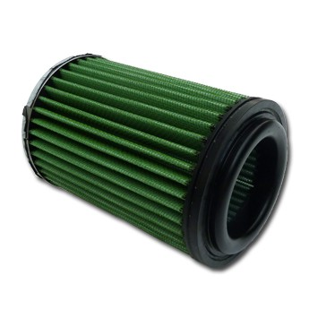 GREEN Quad Filter - QY045 - YAMAHA YFM 450 KODIAK AUTO 4X4 - 450ccm - Bj.: 05->