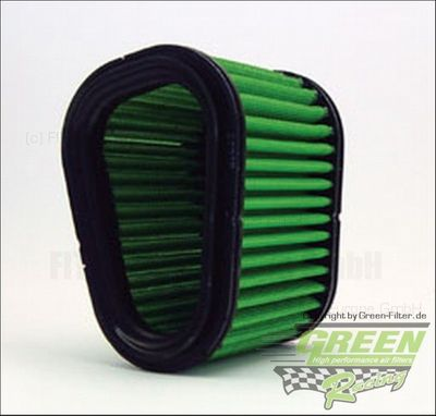 GREEN Bike Filter - MB0496 - BUELL M2  - 1200ccm - Bj.: 97->00