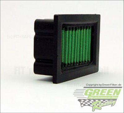 GREEN Bike Filter - MB0497 - BMW F650 GS DAKAR - 650ccm - Bj.: 00->05