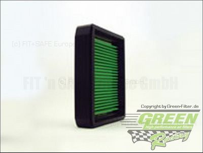 GREEN Bike Filter - MB0500 - BMW R80 ST - 800ccm - Bj.: 80->86