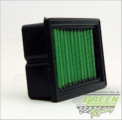 GREEN Bike Filter - MB0502 - BMW F650 CS - 650ccm - Bj.: 02->