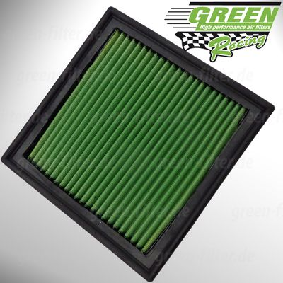 GREEN Bike Filter - MD0449 - DUCATI SPORT 620 - 620ccm - Bj.: 03->