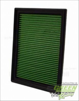 GREEN Bike Filter - MD0468 - DUCATI MONSTER S4 916 - 916ccm - Bj.: 01->03