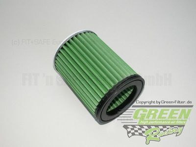 GREEN Bike Filter - MH0572 - HONDA CB 900 F HORNET - 900ccm - Bj.: 05->
