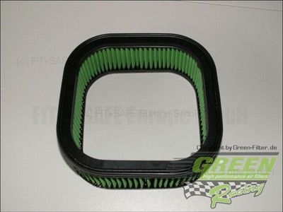 GREEN Bike Filter - MHD0541 - HARLEY DAVIDSON VRSCB V-ROD - 1130ccm - Bj.: 04->05