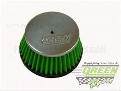 GREEN Bike Filter - MK0498 - KAWASAKI KDX 200 - 200ccm - Bj.: 89->02